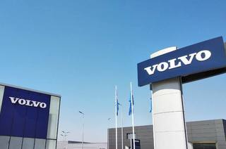 NEW VOLVO COMPLEX IN SOFIA