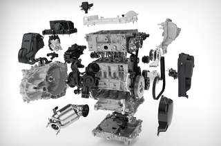Three-cylinder engine in new XC40