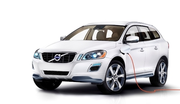 Volvo XC60 Plug-in Hybrid Concept – три в едно