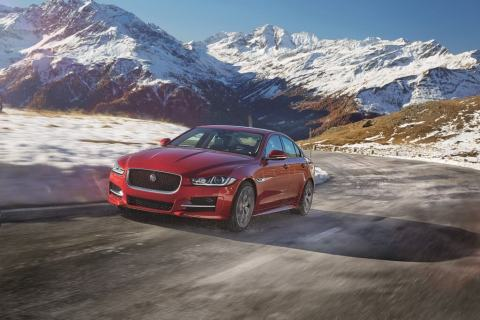 JAGUAR XE  WINTER OFFER