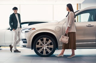 Volvo Cars and MOTO-PFOHE introduce a new service in Bulgaria
