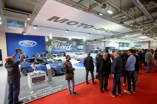 Moto-Pfohe at Sofia Motor Show 2019 October 12-20, Inter Expo Center