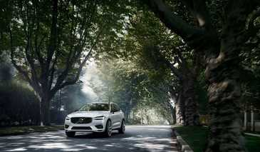 Volvo XC60 и XC90. Made for You!