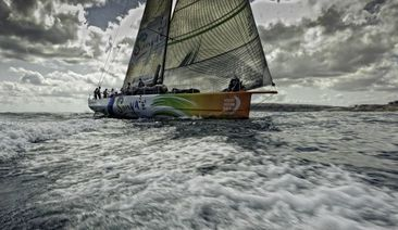 Volvo Ocean Race - Command the extreme