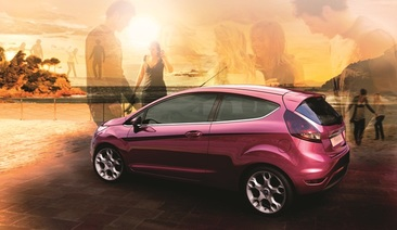 Ford Fiesta is Europes Best Selling Small Car in the first half of 2012