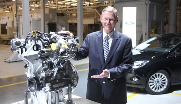 Ford Wins International Engine of the Year for Second Year