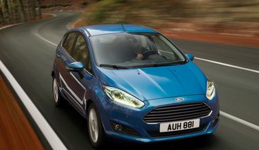 Ford Fiesta is Europe's Best-Selling Small Car; 1.0 litre EcoBoost Now Available with PowerShift Auto Transmission