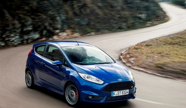 Ford Delivers Fastest and Most Dynamic Fiesta ST Ever;  20% More Power and Fuel Economy than Previous Version