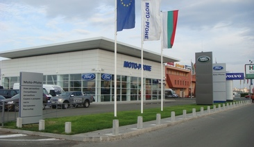 Moto-Pfohe with new, modern dealership in Burgas