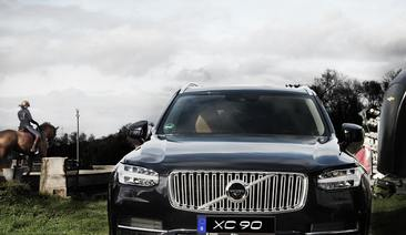 Volvo XC90 became 4 by 4 of the year in Bulgaria
