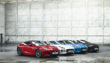 The Jaguar F-TYPE British Design Edition