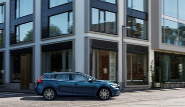 Volvo Cars представи V40 facelift
