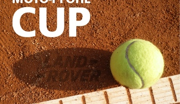 Become a part of the first amateur tennis tournament organised by Moto-Pfohe – Moto-Pfohe CUP!