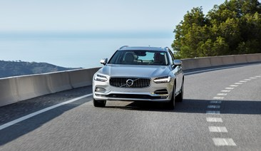 Volvo Cars печели наградата Brand Design Language за 2016 г.