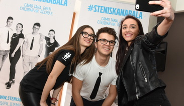 #steniskanabala for an equal start in life of graduates without parents