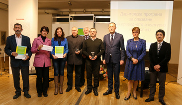 "The project ""Mito Orozov - the Bulgarian Henry Ford""  by the Regional Historical Museum of Vratsa  is the national winner of the 20th edition of  Moto-Pfohe Conservation and Environmental Grants in Bulgaria"