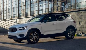 New Volvo XC40 2019 Best City Car of the Year in Bulgaria