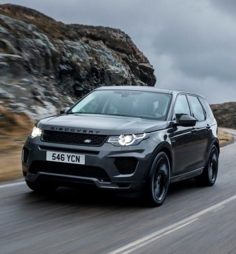 Every weather is the perfect weather for Discovery Sport
